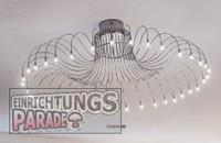 Kronleuchter Mit Flexiblen Armen ~ Moderne deckenlampe mit flexiblen armen